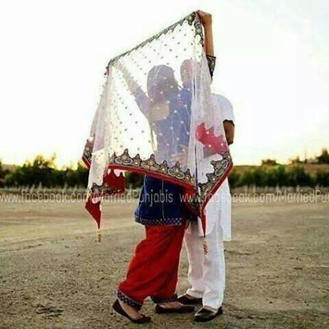 romantic punjabi coup-le
