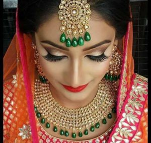 Punjabi Bride girl