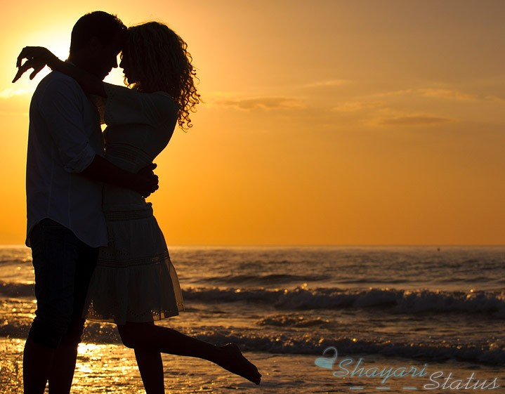 romantic couple image