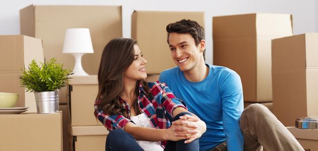 5 ways to make your boyfriend happy for Moving into a new build house tips