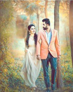 Punjabi Love Couple Cute