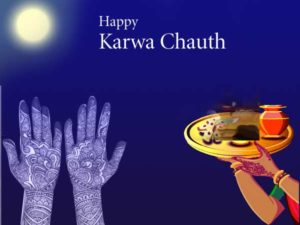 Happy Karva Chauth Mehndi Designs