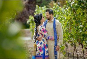 Cute Punjabi Couple images
