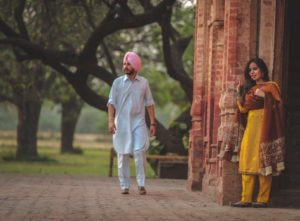 Punjabi Couple Images for Whatsapp Facebook
