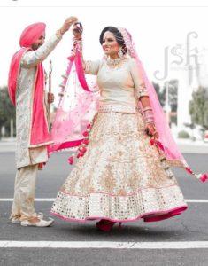 Sardar Punjabi Couple Image