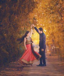 Punjabi Romantic Couple Images